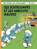 Les Schtroumpfs (35) : Les Schtroumpfs et les haricots mauves