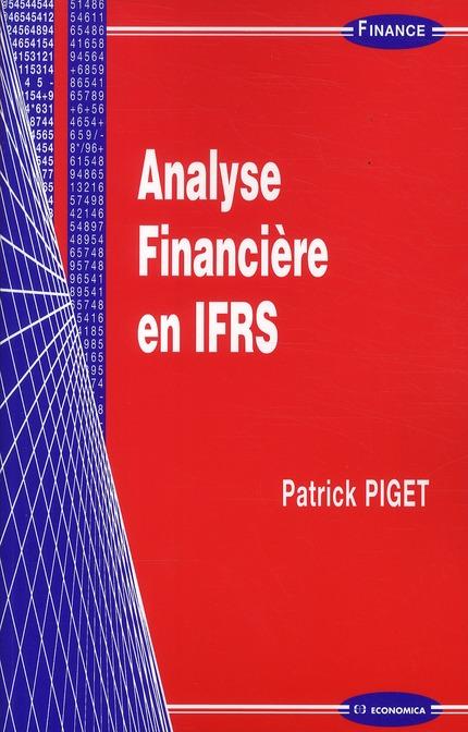 Analyse Financiere En Ifrs