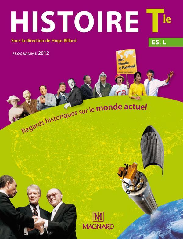 Histoire ; Terminale Es/L