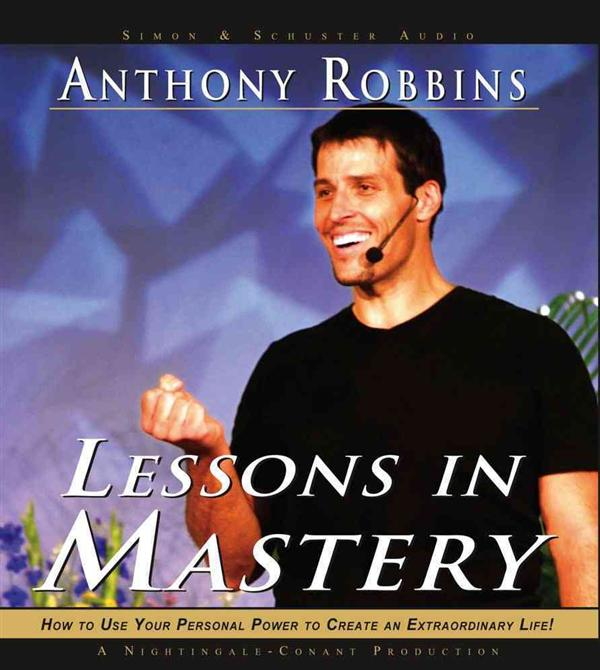 Lessons In Mastery - Abridged 5 Cds
