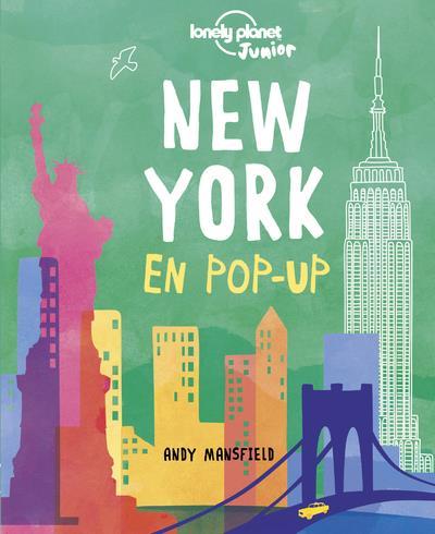 New York ; pop-up (édition 2017)