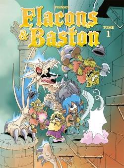 Flacons & baston