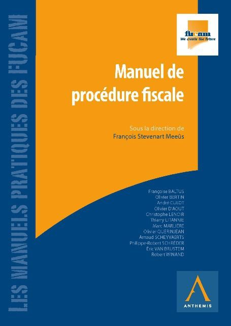 Manuel De Procedure Fiscale