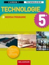 Technologie 5e Eleve + Cd