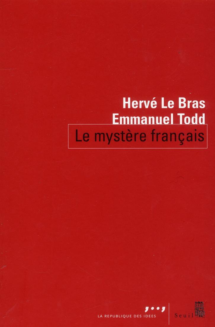 Le Mystere Francais