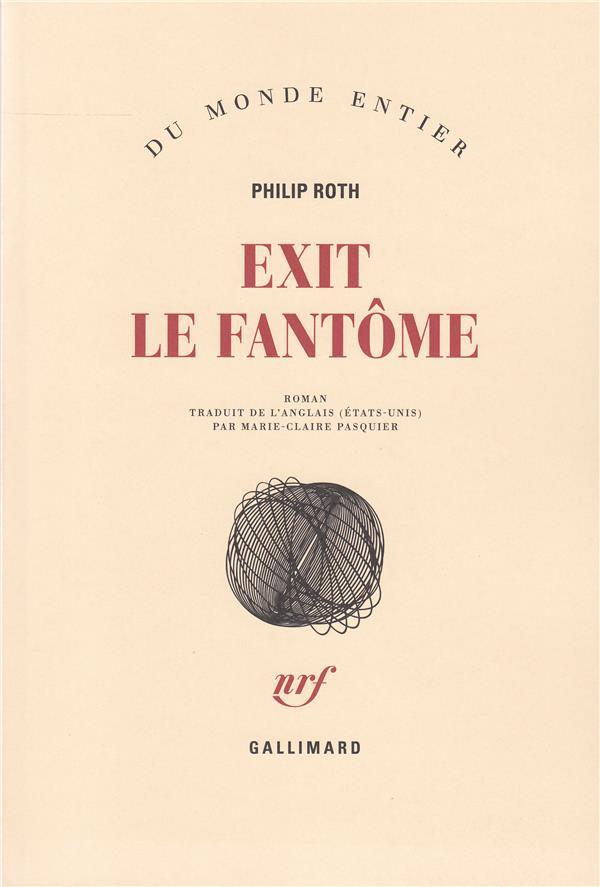 EXIT LE FANTOME