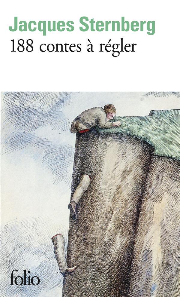 188 contes à régler | Sternberg, Jacques (1923-2006). Auteur