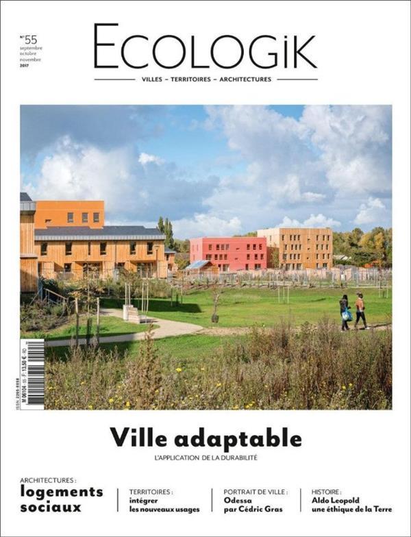 Ecologik N 55 Septembre/Novembre 2017