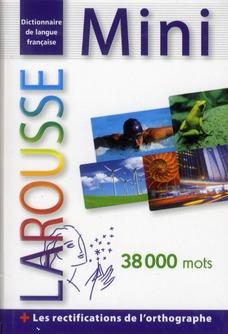 Mini Plus Dictionnaire Larousse ; Francais (Edition 2012)