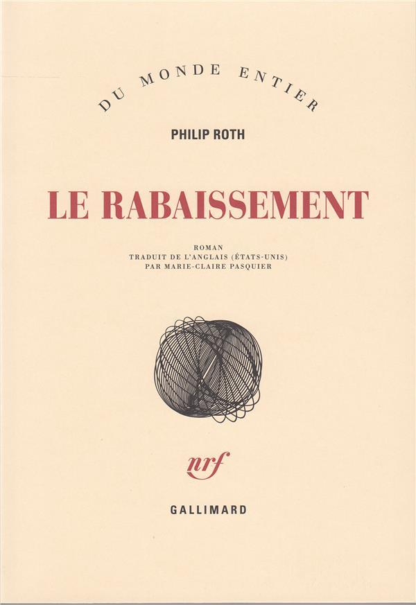 LE RABAISSEMENT