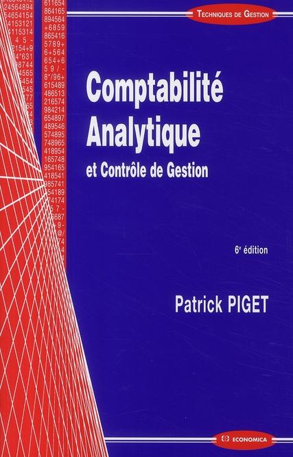 Comptabilite Analytique