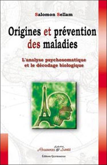 Origines Et Prevention Des Maladies