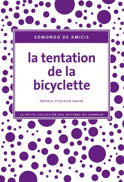 LA TENTATION DE LA BICYCLETTE