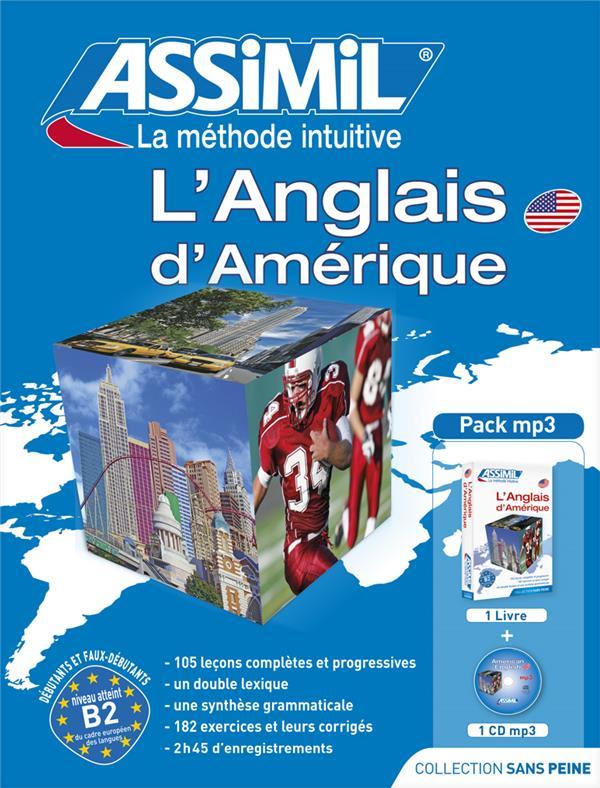 L'Anglais D'Amerique ; Niveau B2