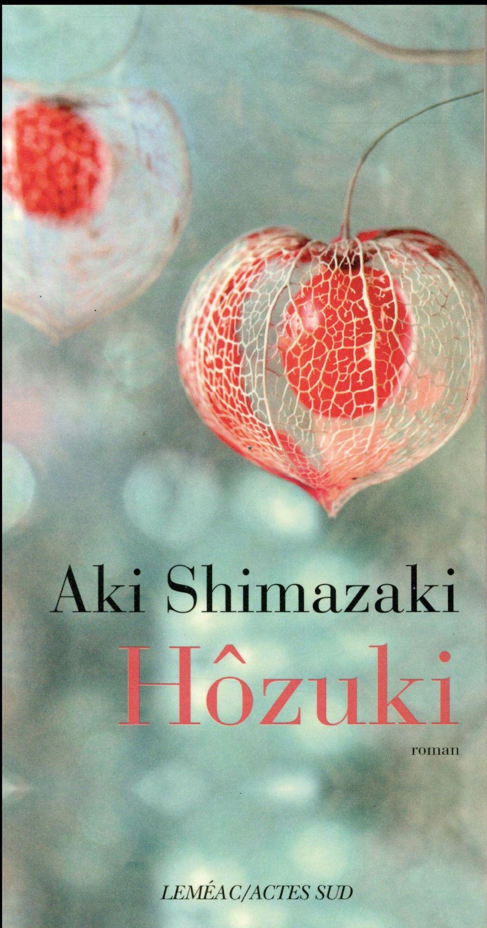 Hôzuki | Shimazaki, Aki. Auteur