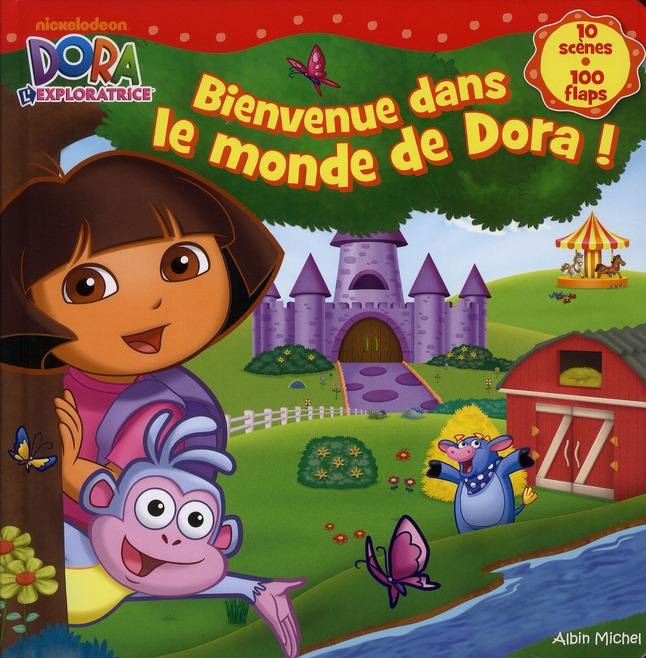 Bienvenue Dans Le Monde De Dora !