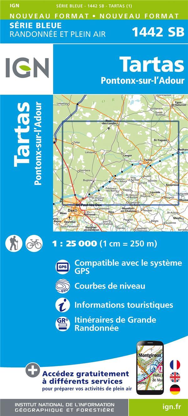 Tartas, Pontonx-sur-l'Adour