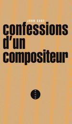 Couverture de Confessions d'un compositeur