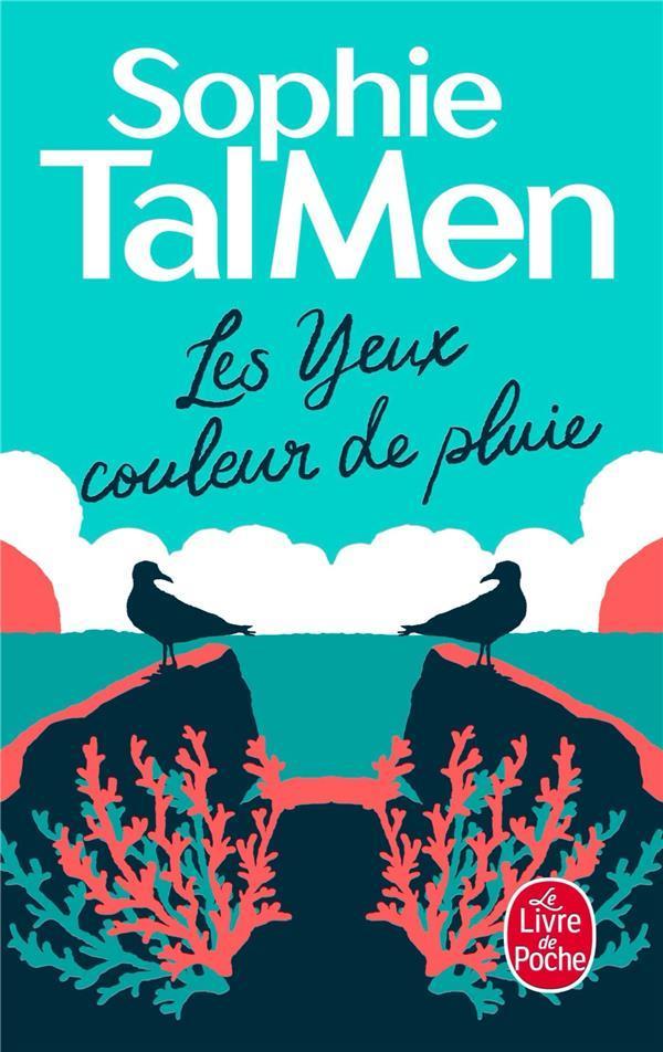 yeux couleur de pluie (Les) : roman | Tal Men, Sophie. Auteur