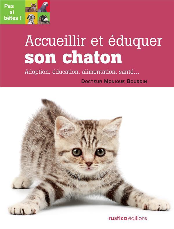 Accueillir Et Eduquer Son Chaton