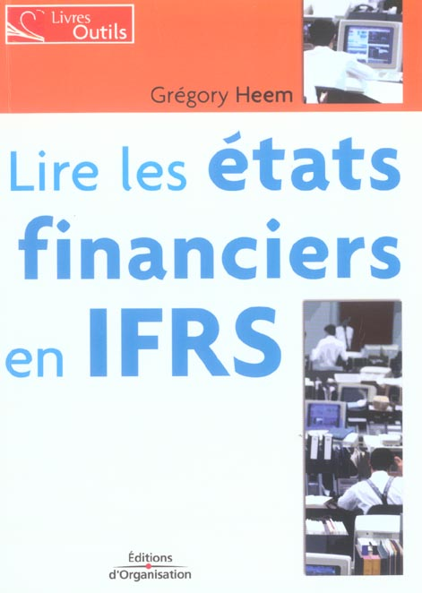 Lire Les Etats Financiers En Ifrs