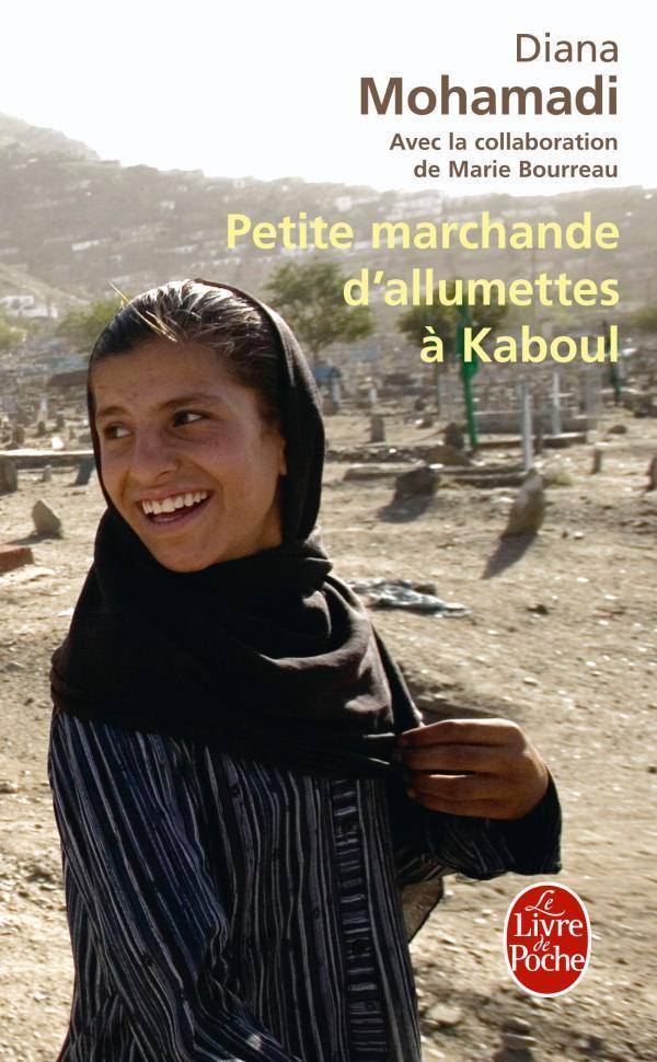 Petite Marchande D'Allumettes A Kaboul