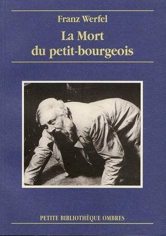 LA MORT DU PETIT BOURGEOIS