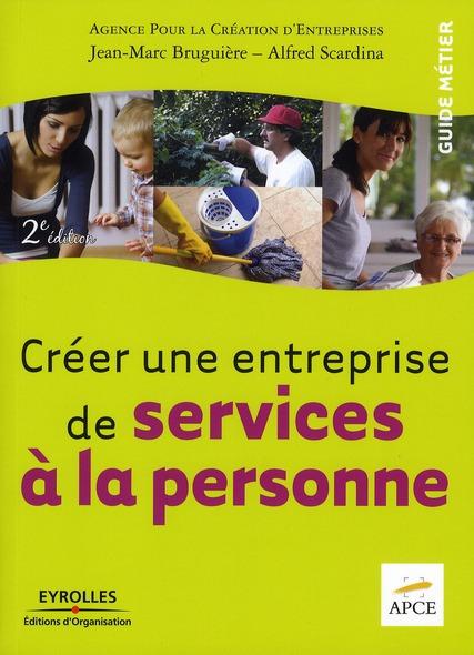 Creer Une Entreprise De Service A La Personne