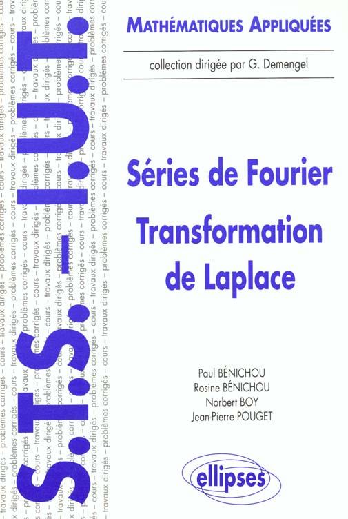 Series De Fourier ; Transformation De Laplace