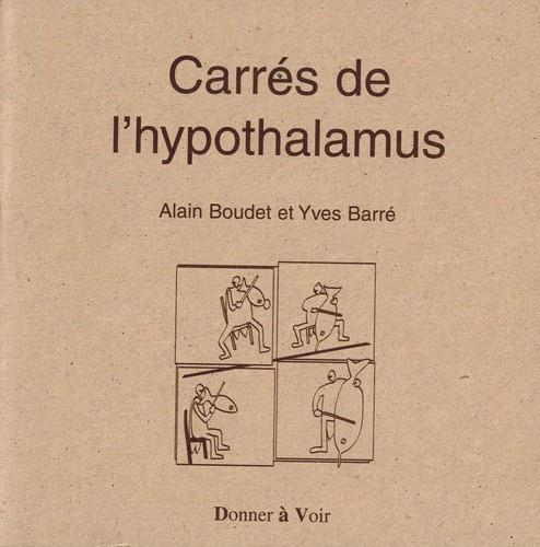 Carrés de l'hypothalamus