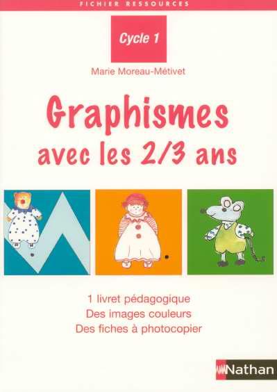 Graphismes Avec Les 2/3 Ans