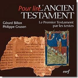 Pour Lire L Ancien Testament