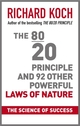 The 80/20 Principle and 92 Other Power Laws of Nature