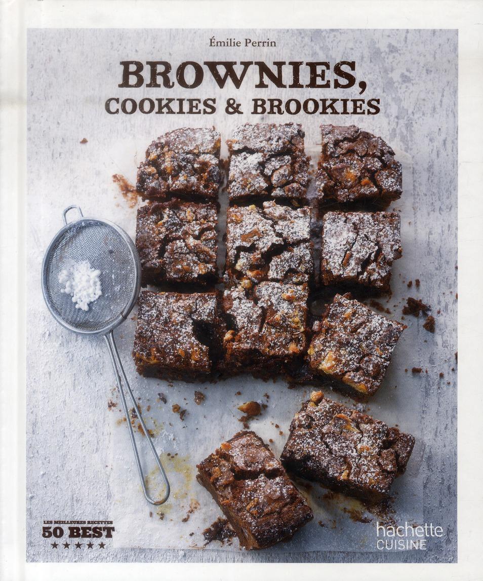 Brownies, Cookies Et Brookies