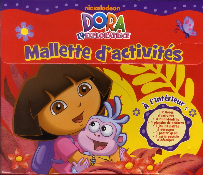 Mallette D'Activites Dora