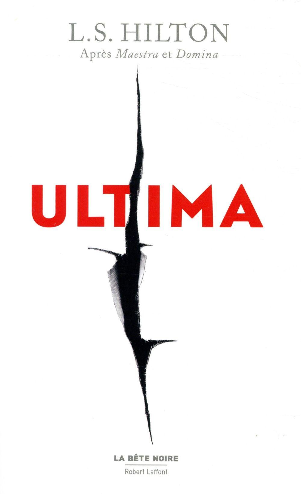 Ultima | Hilton, L. S.. Auteur