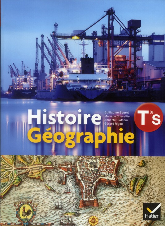 Histoire-Geographie ; Terminale ; Livre De L'Eleve (Edition 2012)