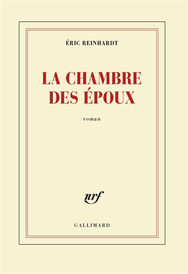 LA CHAMBRE DES EPOUX