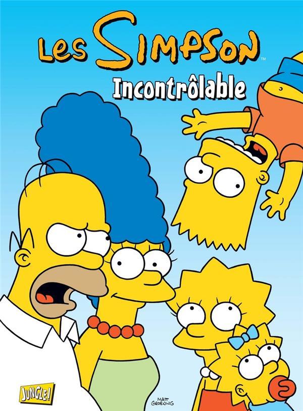 Les Simpson T.19 ; Incontrolable