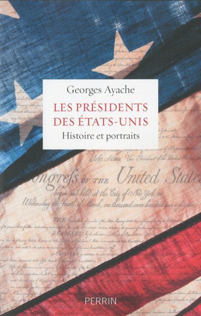 Les presidents des etats-unis