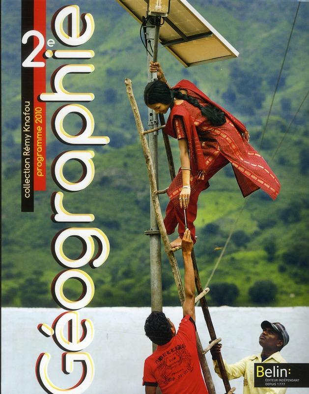 Geographie ; 2nde ; Manuel De L'Eleve (Edition 2010)