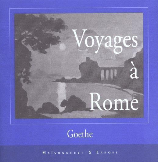 VOYAGES A ROME
