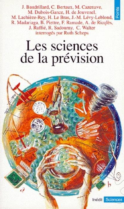 Sciences De La Prevision (Les)