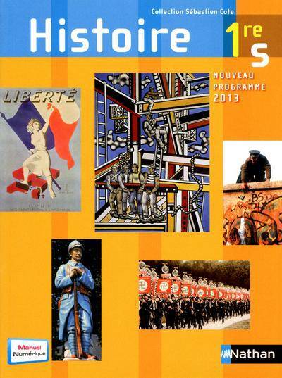 Histoire ; 1re S ; Programme 2013