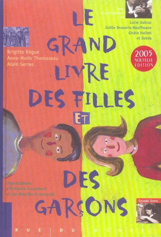 Le Grand Livre Des Filles Et Des Garcons