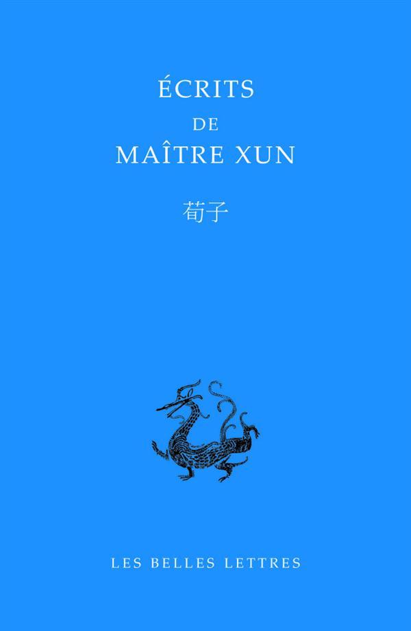 Écrtis de Maître Xun