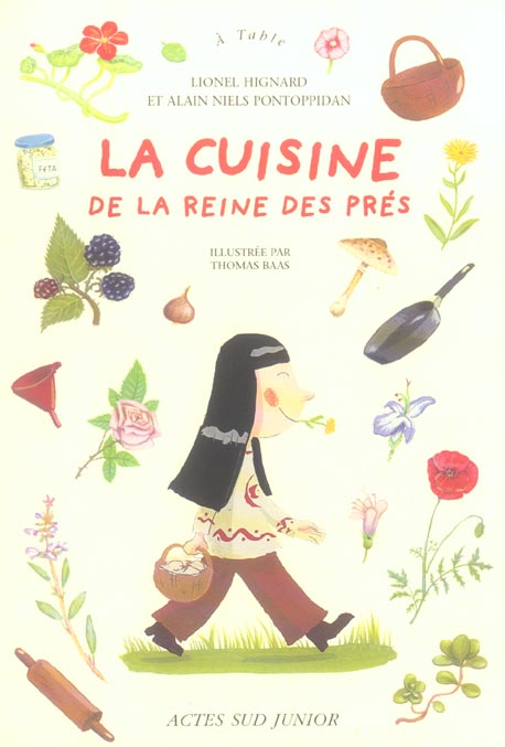 La Cuisine De La Reine Des Pres.