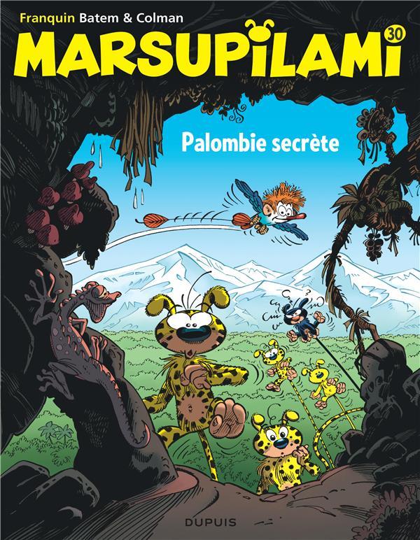 Palombie secrète