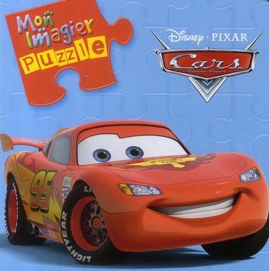 Mon Imagier Puzzle; Cars