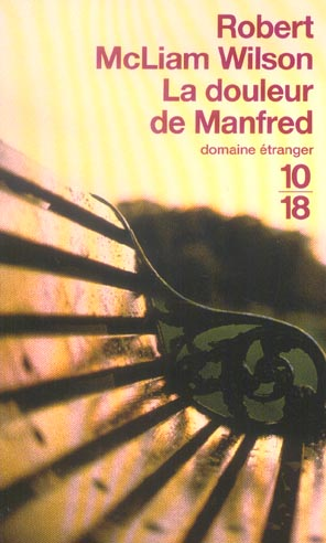 LA DOULEUR DE MANFRED